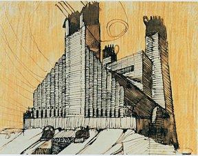 Arte come architettura. una lettura futurista