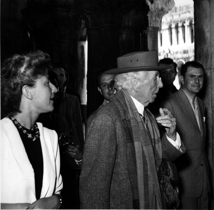 Conversazione con corrado balistreri trincanato for Franco case dei progetti di lloyd wright