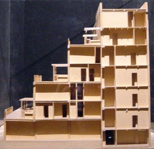 Pianta Architettura Definizione : Per una morfologia degli esterni le conseguenze del raumplan