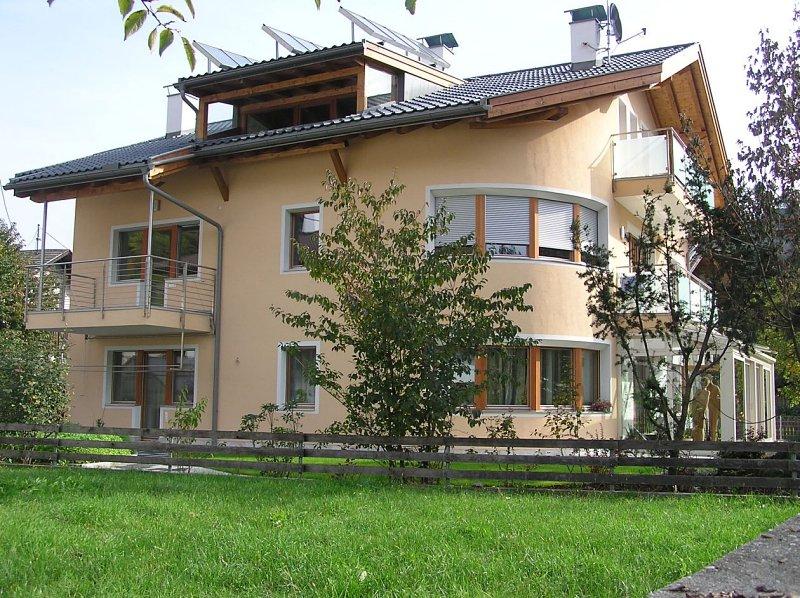 Una casa da sogno casaclima for Ottenere un prestito per costruire una casa