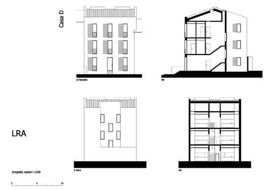 Casa d di lapo ruffi c for Come costruire l ascensore di casa