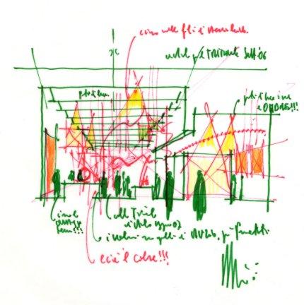 Renzo piano building workshop le citt visibili for Progetti di renzo piano