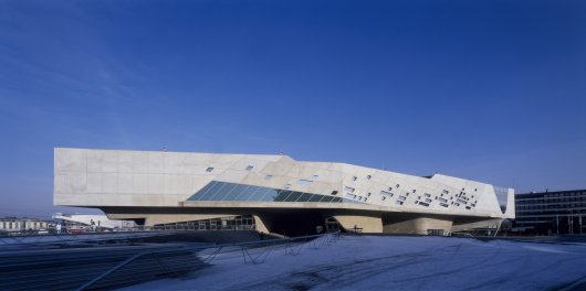 Phaeno Science Center, Wolfsburg, Germany