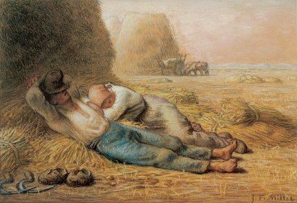 Jean fran ois millet biografia for Barbizon peintre