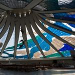 Cathedral of Brasilia - Brazil