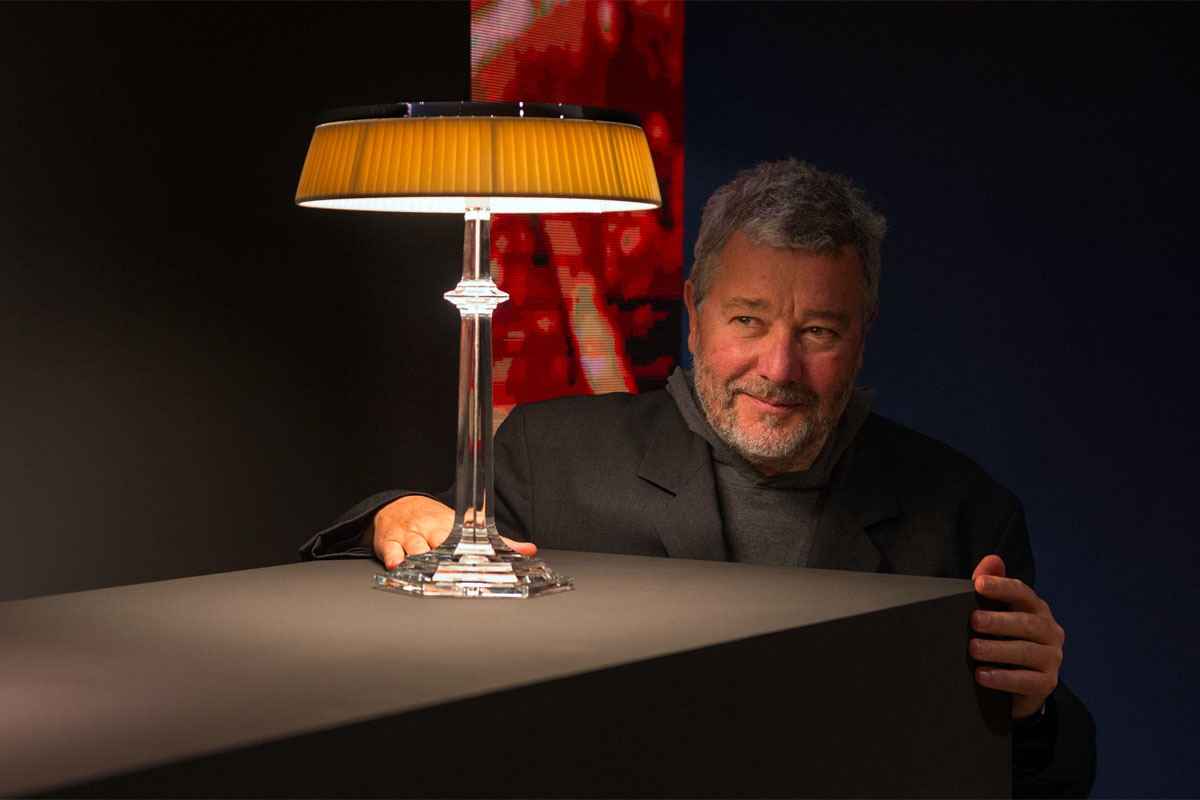 bon jour versailles di philippe starck archimagazine. Black Bedroom Furniture Sets. Home Design Ideas