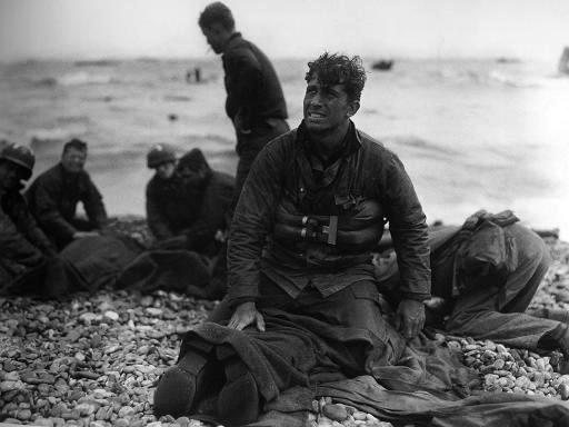 Lo sbarco degli alleati, 1944