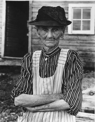 Vedova di Gaspè, 1949