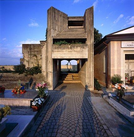 Complesso monumentale Brion, San Vito d'Altivole, Treviso, 2004