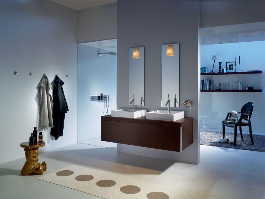 Axor starck showercollection haute couture anche per piccoli spazi