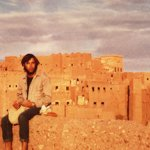 2 When I was 21, Ouarzazate, Morocco, 1976