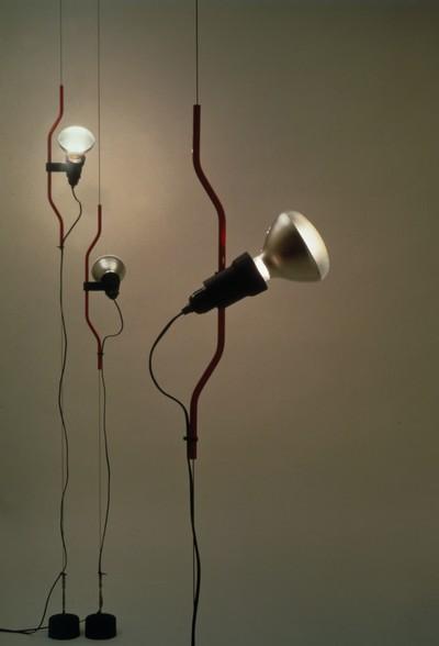 Ricordando achille castiglioni conversazione con giovanna for Castiglioni lampada
