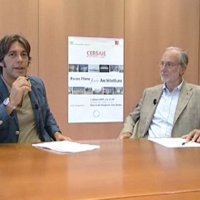 Intervista per Leonardo Tv a Renzo Piano