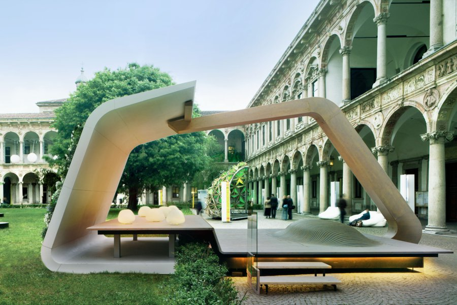 South face installazione installation per interni design for Designer interni milano