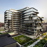 520 West 28th Street, New York,  Stati Uniti, progetto 2015, Render © Hayes Davidson