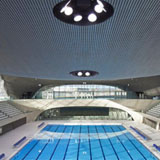 London Aquatics Centre, Londra. 2005 -2012, Fotografia © Hufton + Crow