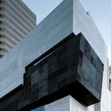 Rosenthal Center for Contemporary Art, Cincinnati, Ohio (Usa), 2001-2003
