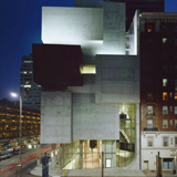Rosenthal Center for Contemporary Art, Cincinnati, Ohio (Usa), 2001-2003, Fotografia © Hélèn Binet