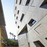 Issam Fares Institute for Public Policy and International Affairs, Beirut, Libano, 2006 - 2014, Fotografia © Hufton + Crow