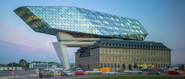 Port House di Zaha Hadid Architects