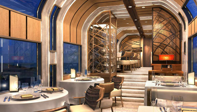 Il JR East Luxury Cruise Train, l'albergo su rotaie