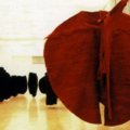 Magdalena Abakanowicz, Abakan red, 1969, sisal e metallo, 300x300x350 cm, courtesy Tate Modern London