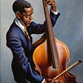 Thomas Hart Benton- Portrait of a musician, 1949 Dono anonimo, Museum of Art and Archaeology, University of Missouri - Columbia