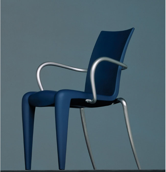 Louis XX by Philippe Starck, prod. Vitra