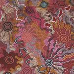 Gabriella Possum Nongurrayi: Bush tucker dreaming, 1967