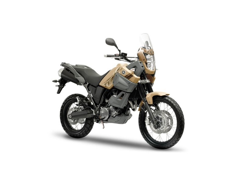 la nuovissima yamaha xt660z t n r. Black Bedroom Furniture Sets. Home Design Ideas
